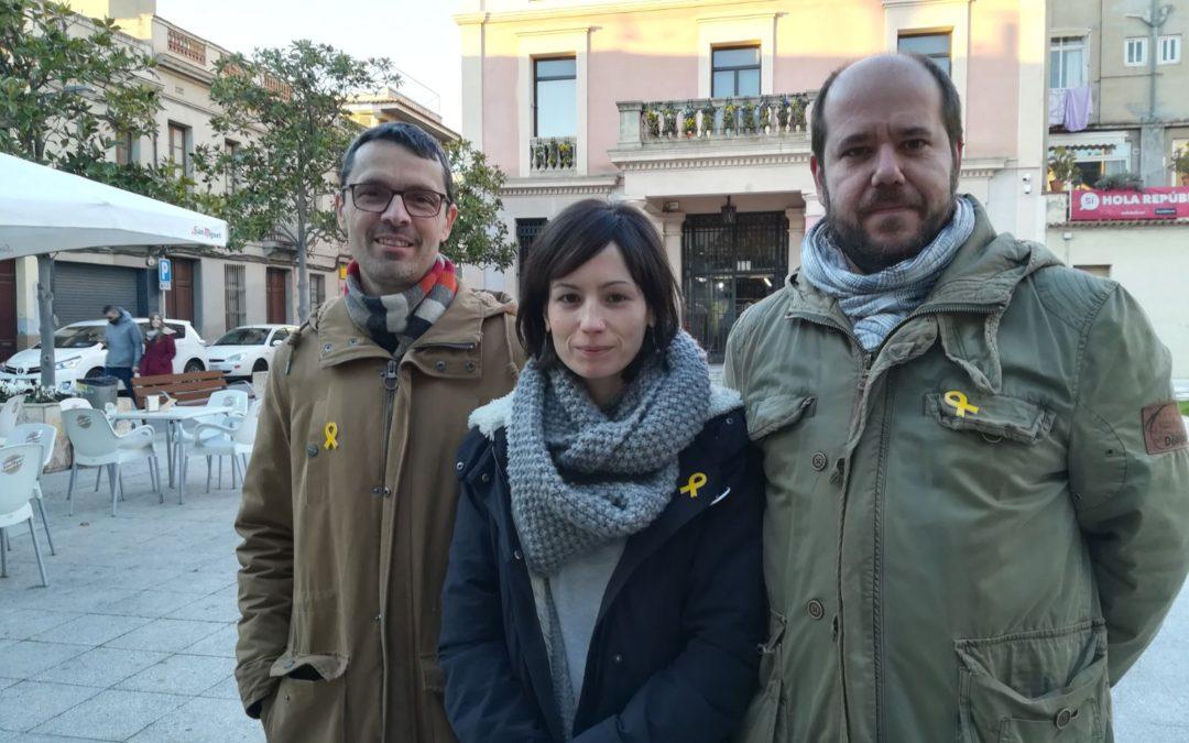 Posicionament d'ERC Rubí sobre l'actual situació del govern i el Ple municipal.
