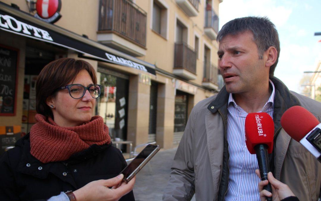 Esquerra Republicana presenta l'eix sobre comerç amb Sandra Casas al capdavant